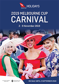 Melbourne Cup Carnival Packages
